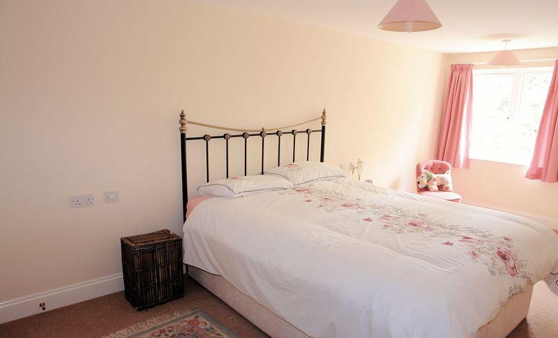 18' double bedroom