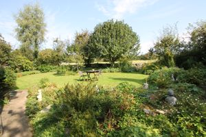 Garden to the rear