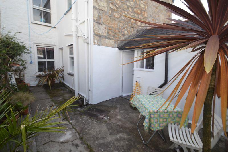 Rear Courtyard
