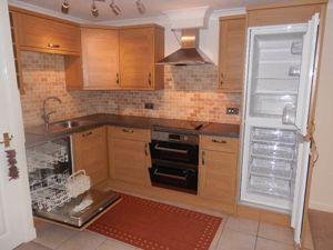 Apartment One Kitchen