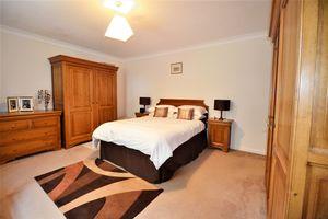 Bedroom of main property