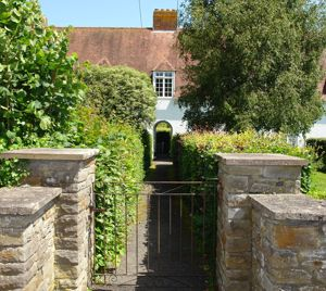 Down the garden path - summer
