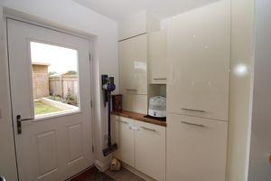 Storage in kitchen
