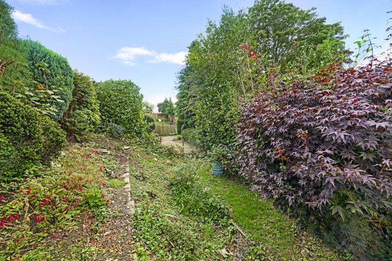 Lower Tier of Garden