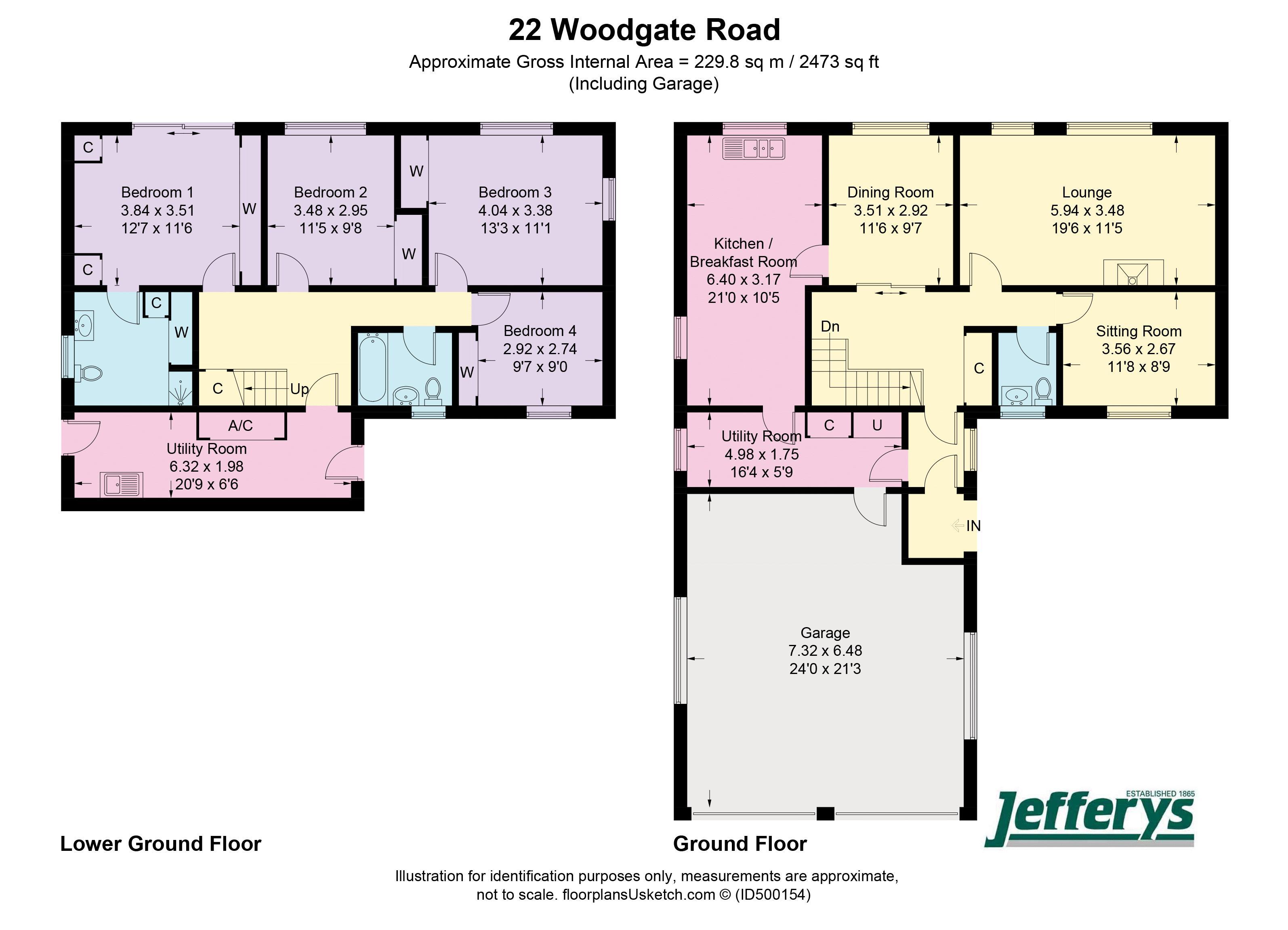22 Woodgate Road