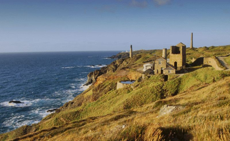 Cornwall Poldark Country