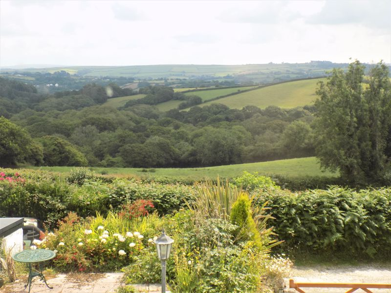 Far Reaching Views from Bedroom 3