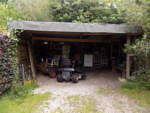 Open Garage/Workshop