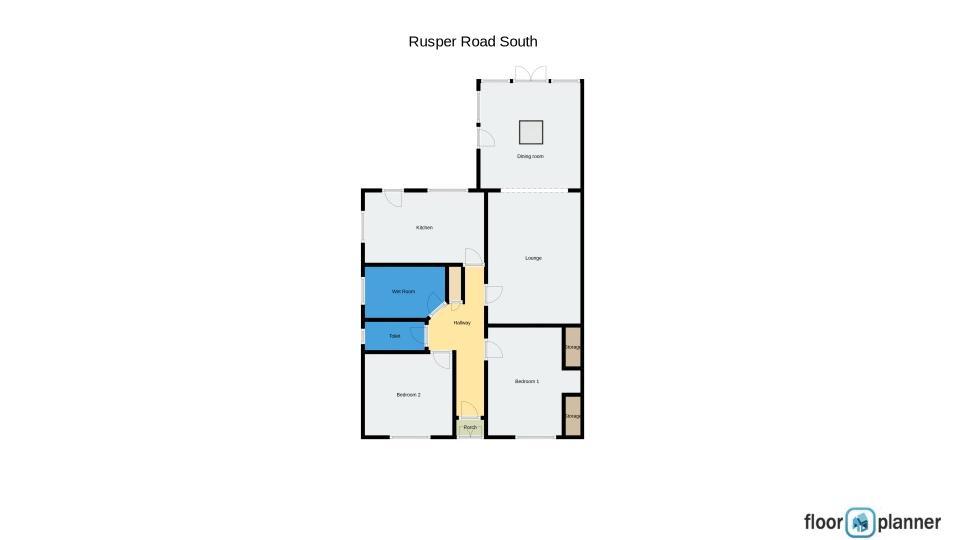 Rusper Road South