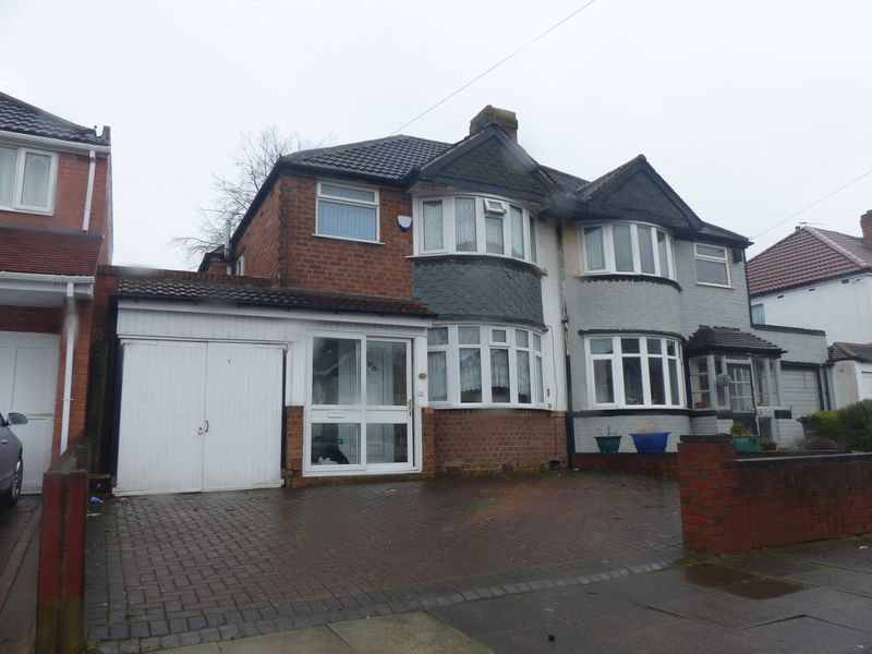 Inchcape Avenue Handsworth Wood