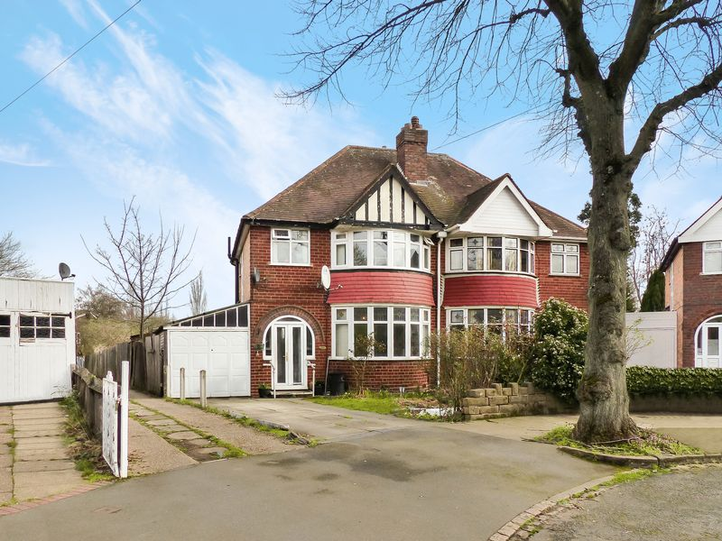 Romilly Avenue Handsworth Wood