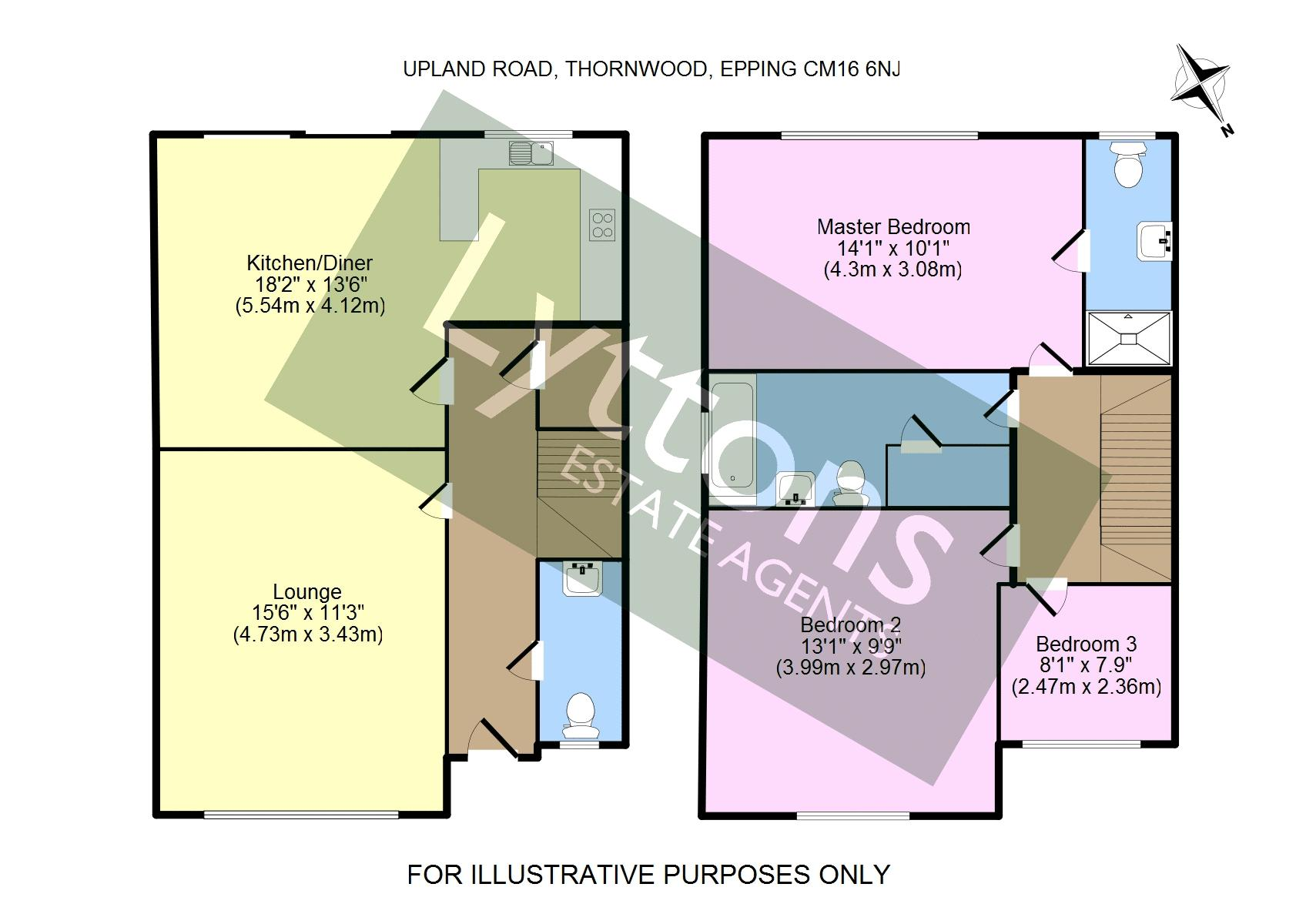 Lyttons Floor Plan