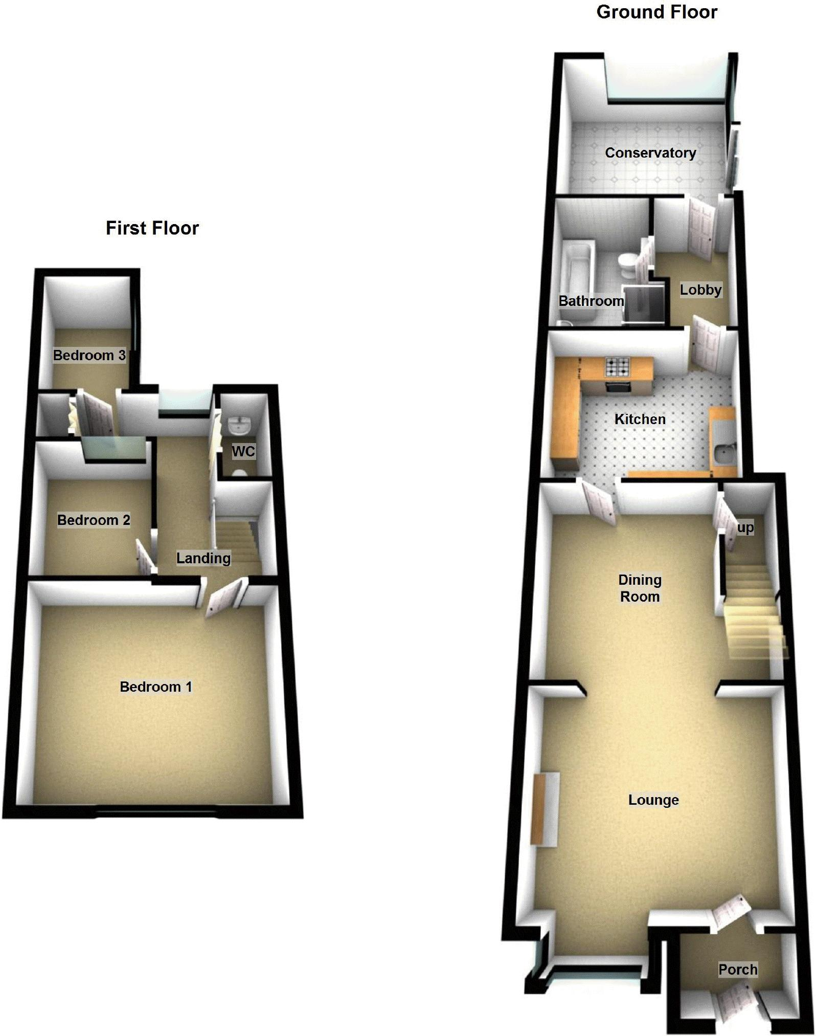 Lyttons Floor Plan