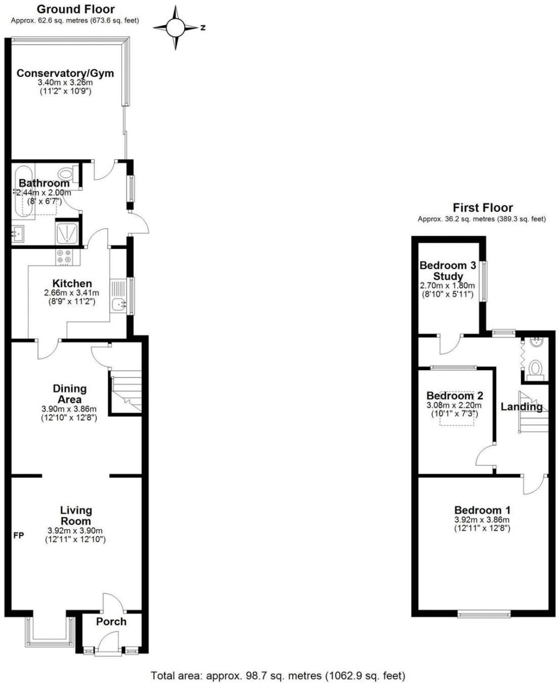 Lyttons 2d Floor Plan