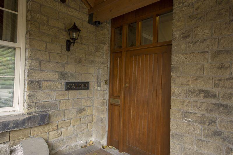 Calder Entrance