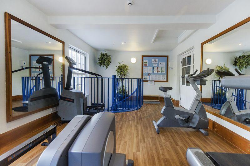 On site Leisure Facilities - Gym