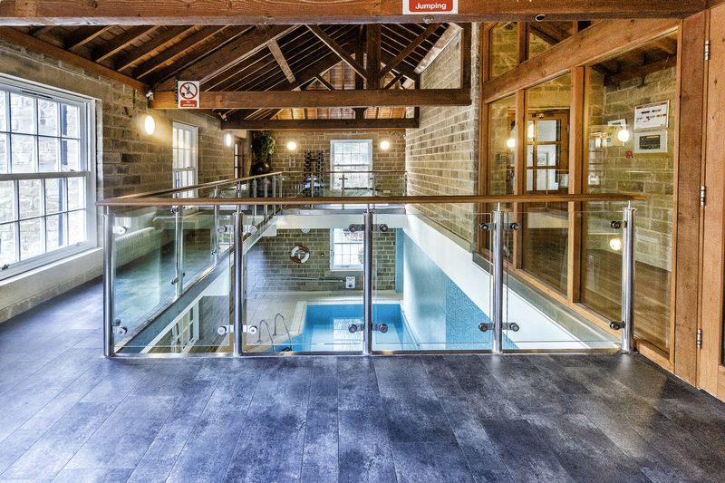 On site Leisure Facilities - Pool