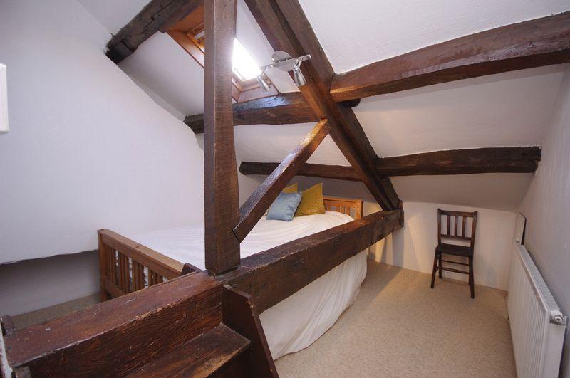 Study Area / Occasional Bedroom