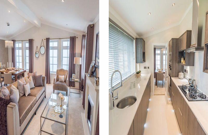 Kitchen & Sitting Room