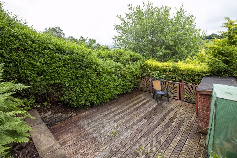 Lower Decked Patio