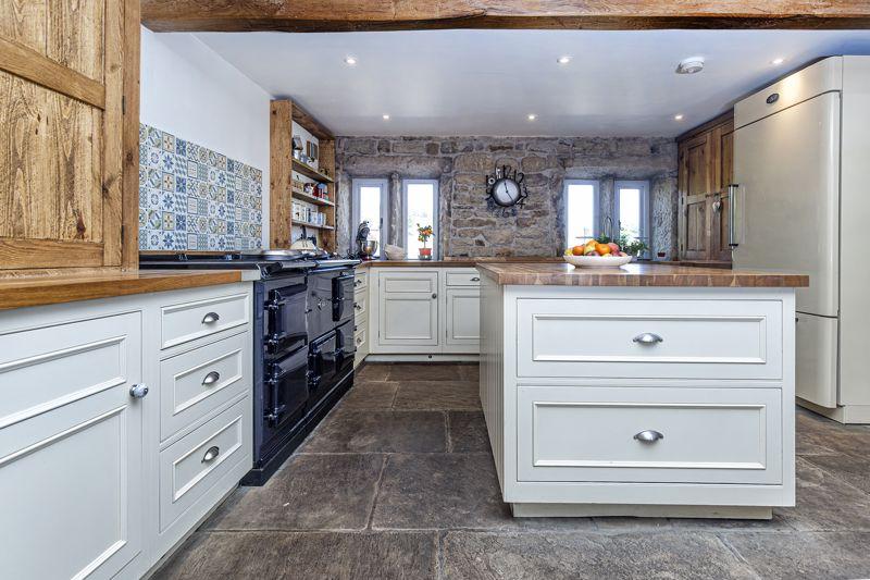 Farmhouse - Living Dining Kitchen