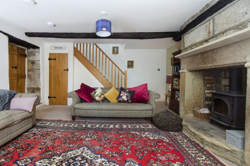 Cottage - Sitting Room