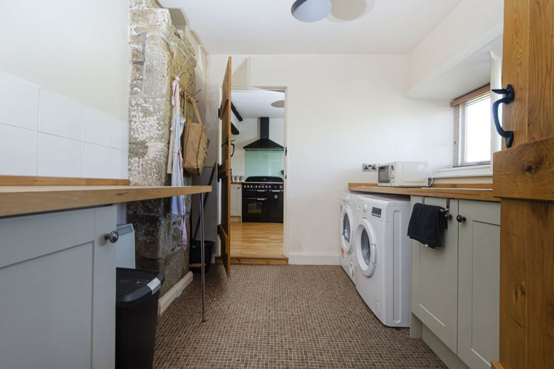 Cottage - Utility Room