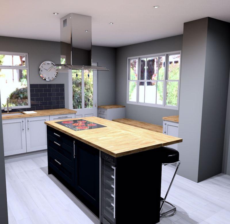 Kitchen - Artists Impression