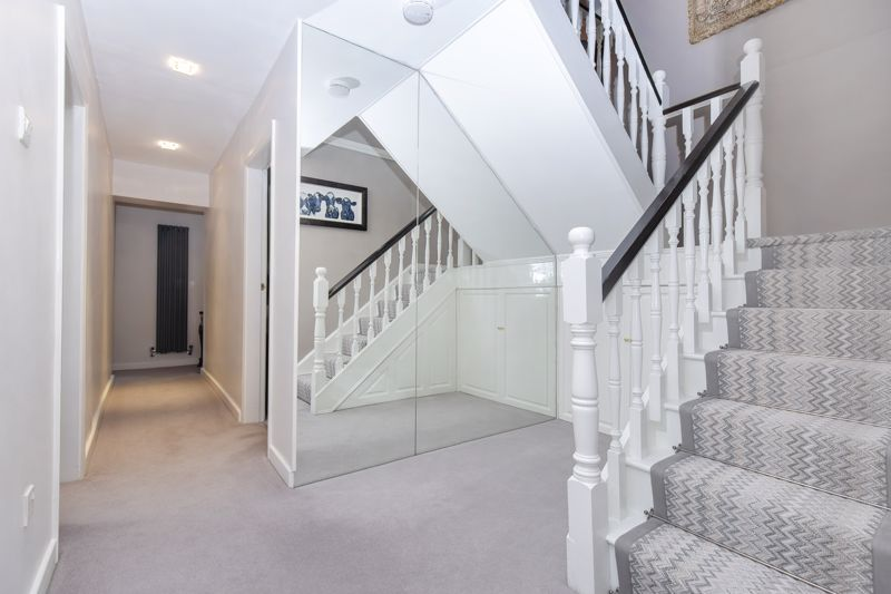 Lower Hallway & Stairs