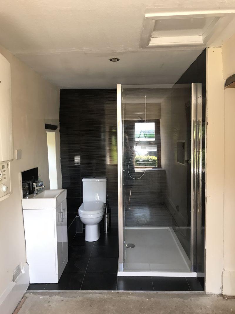 Utility / Shower Room