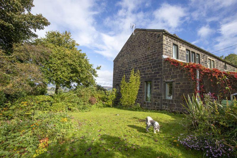 Side Elevation & Garden