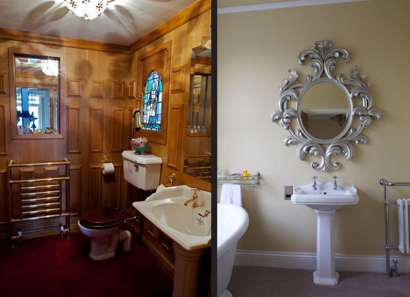 Cloakroom & Bathroom