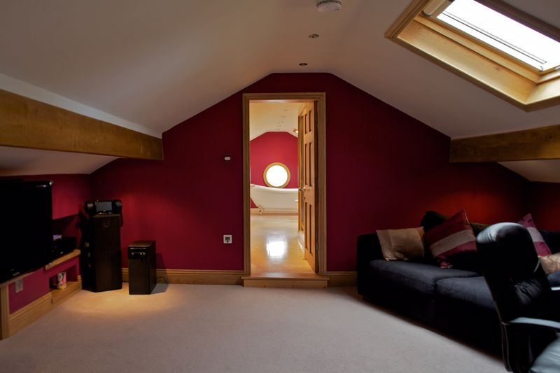 Bedroom 4 view to en-suite