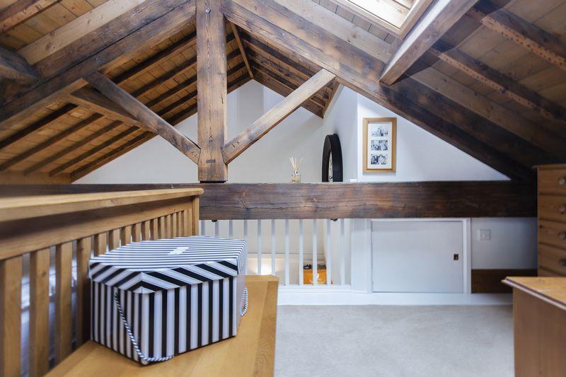 Mezzanine / Bedroom 3