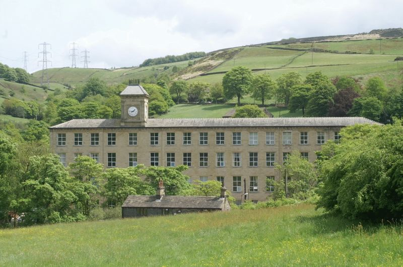 Rishworth Mill