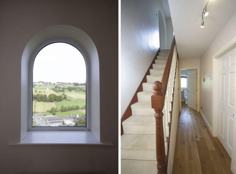 Landing Window & Hallway