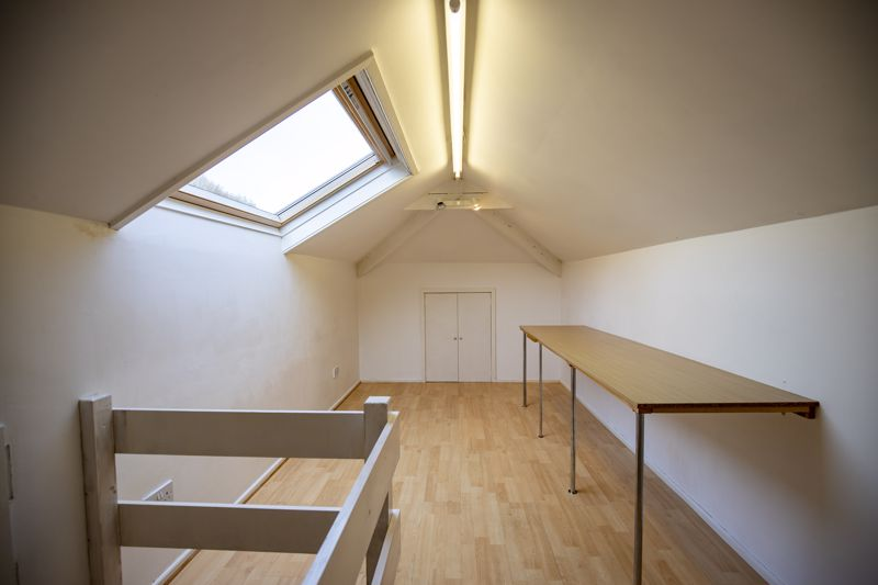 Attic / Hobbies Room