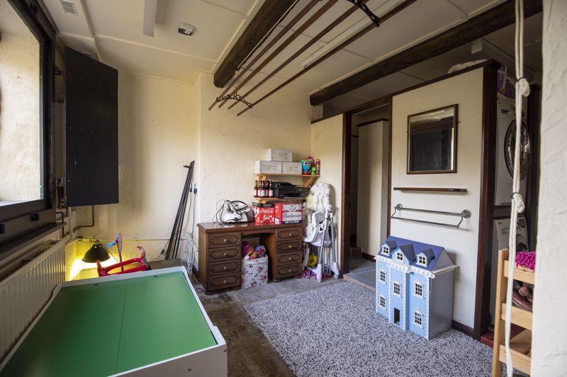 Garden Room & Utility
