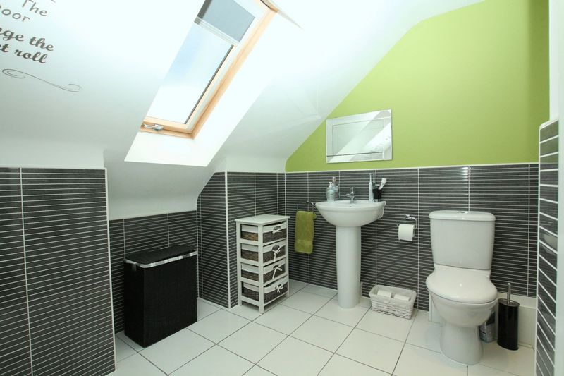 2nd Floor Shower Room