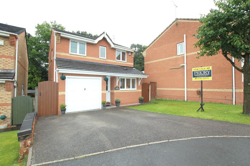 Mossfield Drive