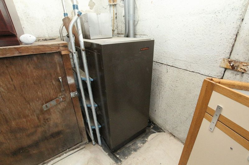Floor Standing Central Heating Boiler