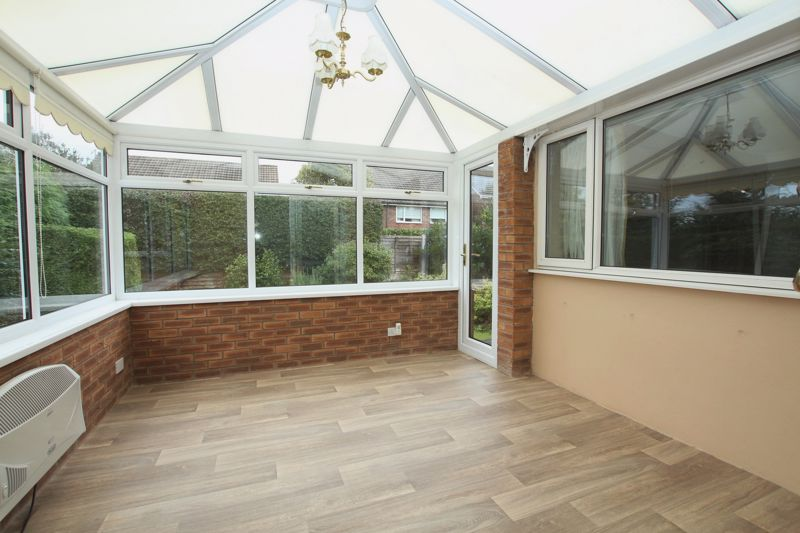 Conservatory (Off Bedroom 3)