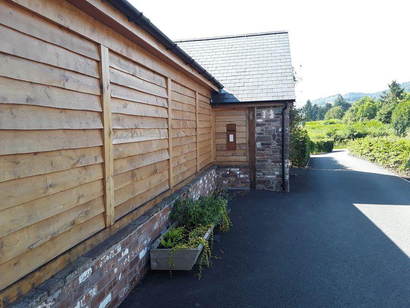Red Barn Farm Llanwenarth