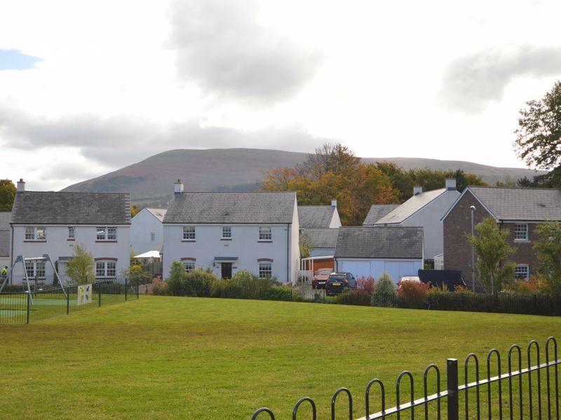 Crawshay Bailey Close Gilwern