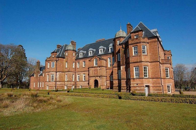 Ballochmyle House