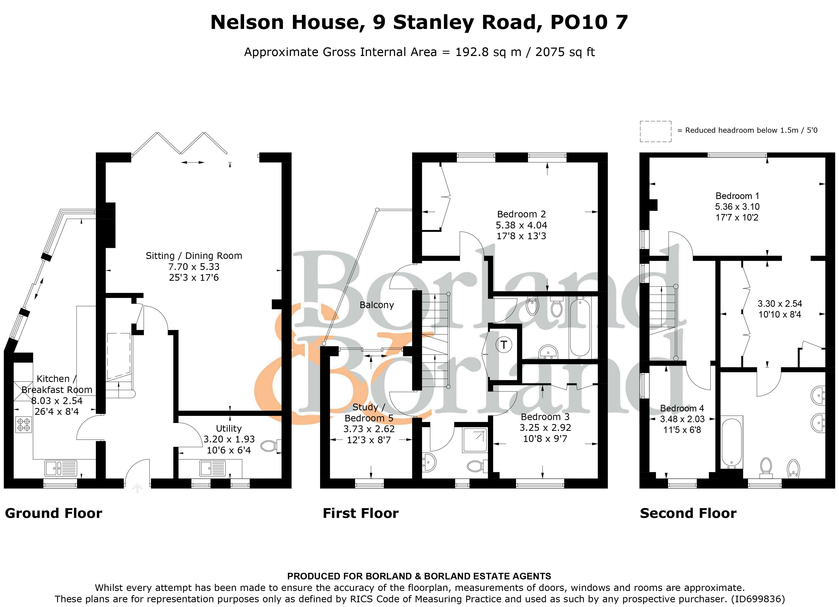 Nelson House 9 Stanley Road