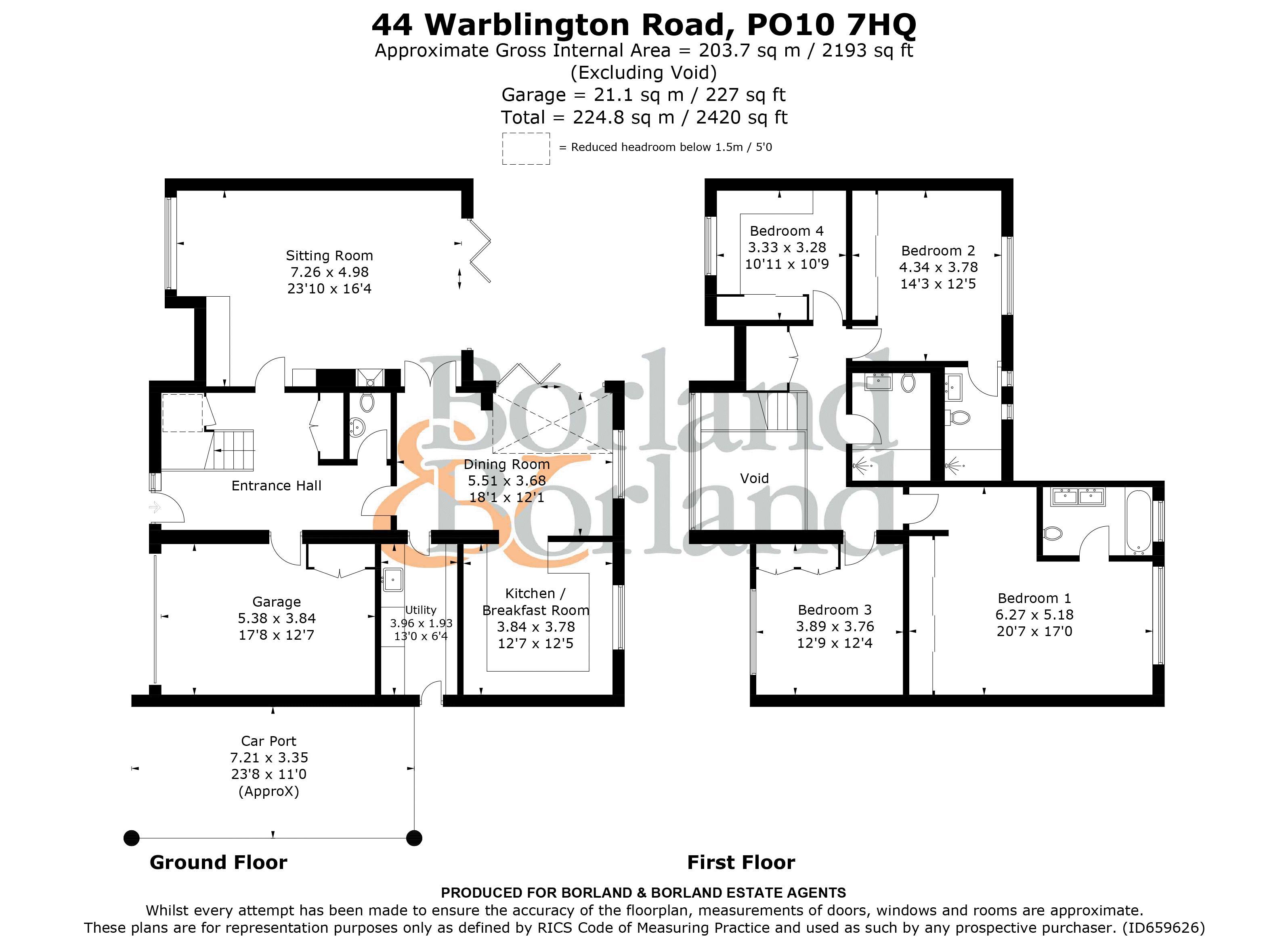 44 Warblington Road