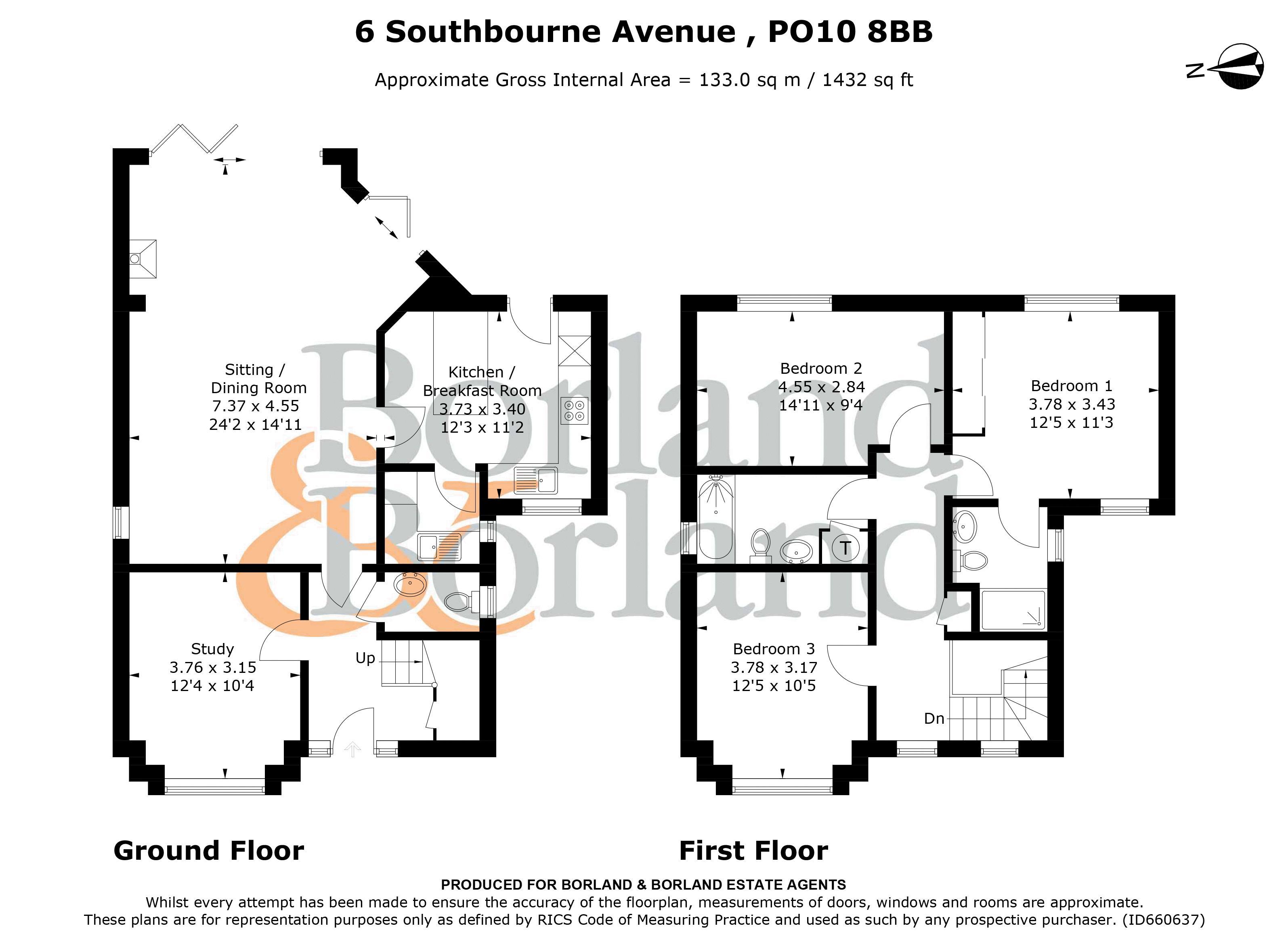 6 Southbourne Avenue