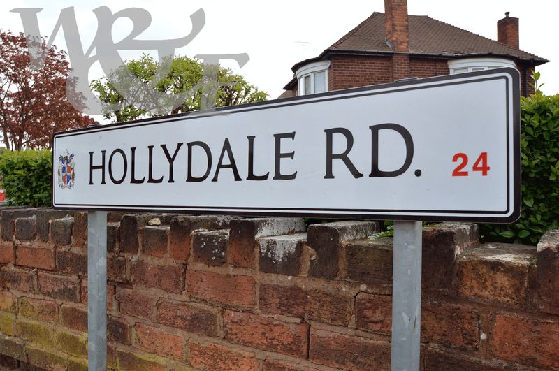 Hollydale Road