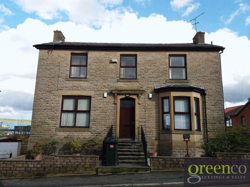Buckley Hill Lane Milnrow